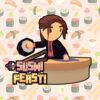 ¡Festín de sushi!
