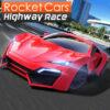 Carrera de Carros Deportivos en la Autopista