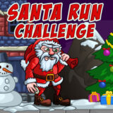 Desafio de Carrera de Papá Noel