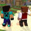 La Mansión Minecraft de Horror