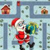 Santa está llegando