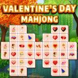 Mahjong de San Valentin