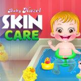 Cuidado de la piel con Baby Hazel