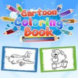 Libro de Dibujos para Colorear