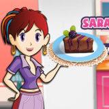Cheesecake de Chocolate y Moras Cocina con Sara