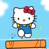 Saltadora Hello Kitty y Amigos