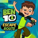 Ruta de escape de Ben 10